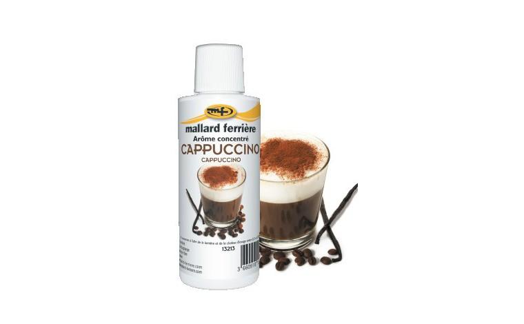 Arôme alimentaire concentré Cappucino 125ml