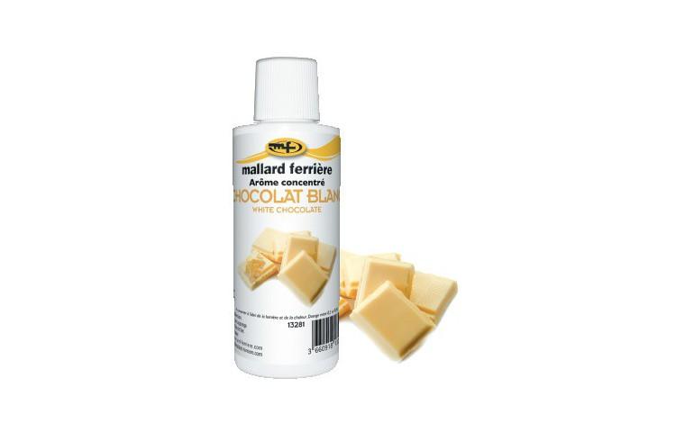Arôme alimentaire concentré Chocolat blanc 125ml