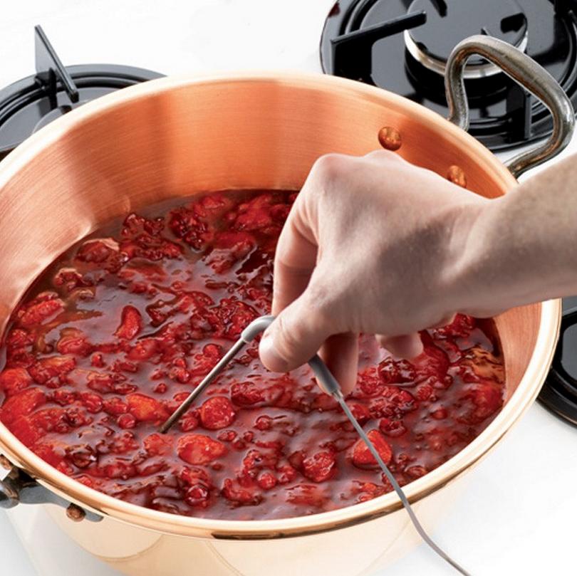 Thermom tre four mastrad avec sonde colichef - Prix thermometre cuisine ...