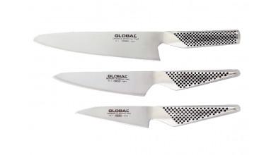 Set 3 Couteaux G237