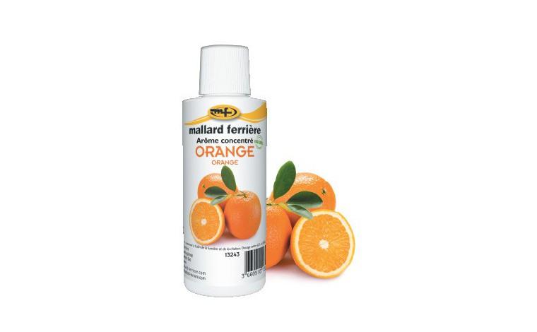 Arôme alimentaire concentré Orange 125ml