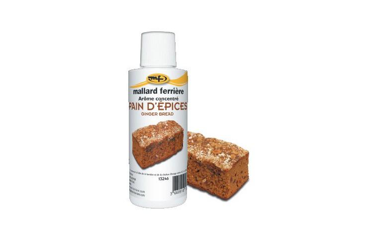 Arôme alimentaire concentré Pain d'épices 125ml