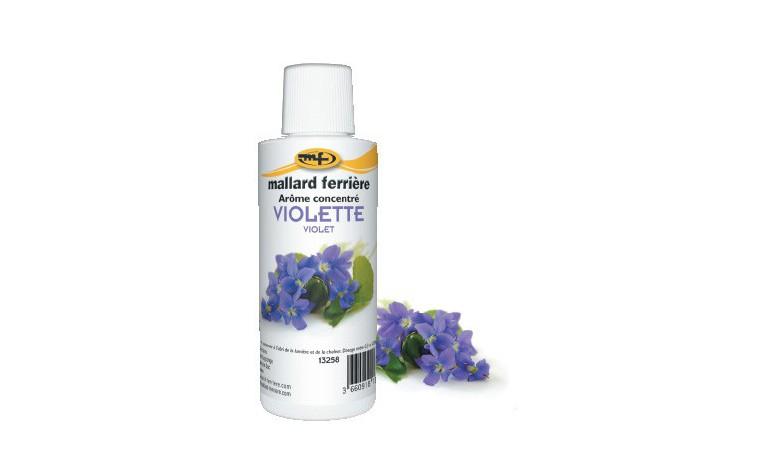 Arôme alimentaire concentré Violette 125ml