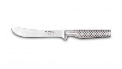 Couteau de parage avec garde 16,5 cm (lame forgée) GF27