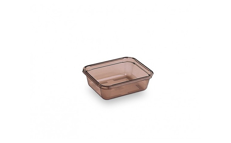 Bac polycarbonate GN 1/2 - Hauteur 15 cm