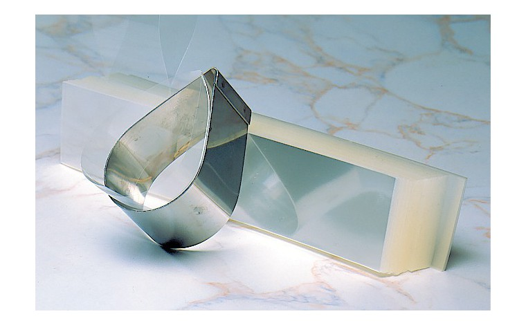 500 rhodoids - pre-cut patissier ribbon