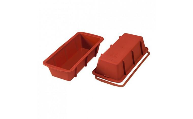 Moule en silicone - Moule à cake 26 cm