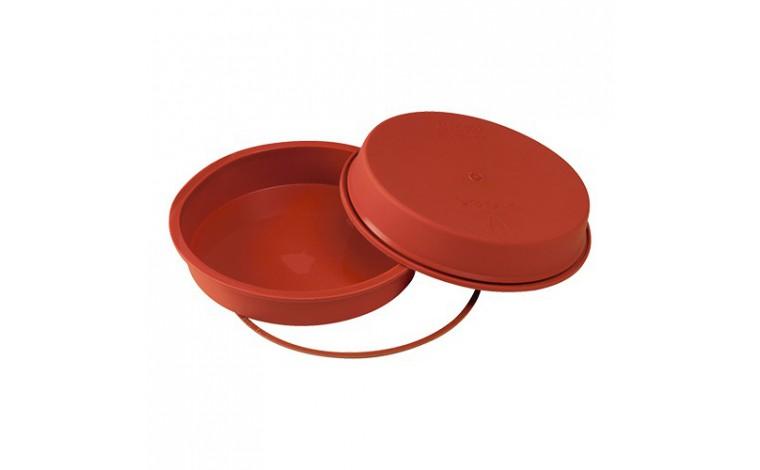 Silicone mould - Pie mould 28 cm