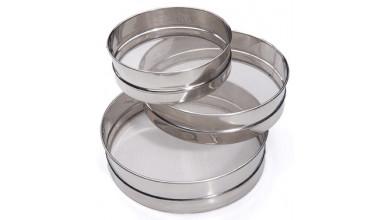 Flour sieve batch of 3