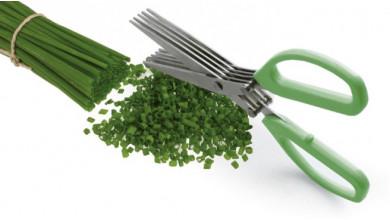 Herbal scissors