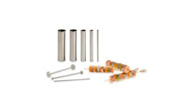 Set design culinaire (5 tubes découpoirs)