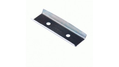 Replacement blade for scraping