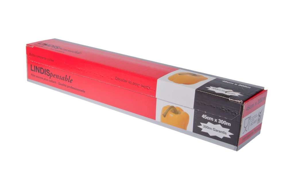 Film alimentaire 45 cm de large colichef - Film etirable alimentaire cuisine ...