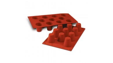Moule silicone 11 babas