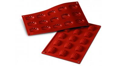 Moule silicone Gastroflex 15 mini madeleines
