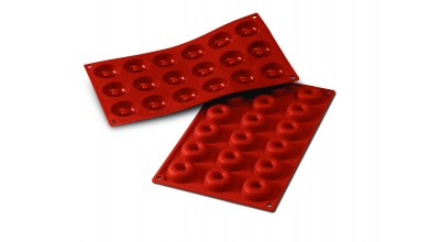 Moule silicone 18 mini savarins