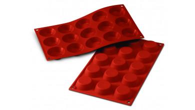 Moule silicone Gastroflex 15 tartelettes