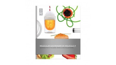 Livre La cuisine moléculaire par molécule-r