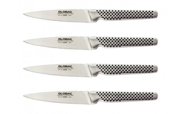 4 Couteaux à steak GSF4023