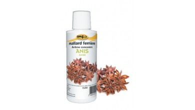 Concentrated food aroma Anis 125ml
