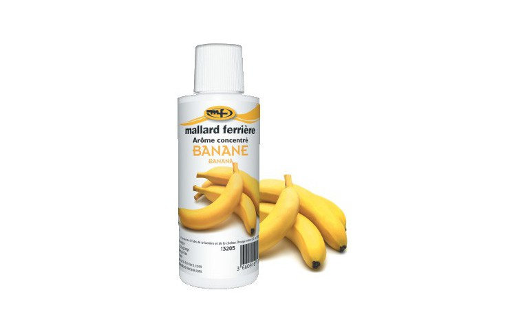 Concentrated food aroma Banana 125ml