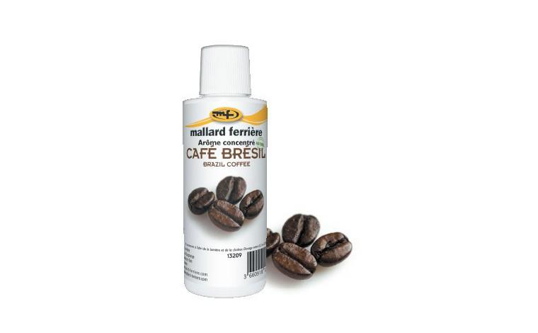 Arôme alimentaire concentré Café Brésil 125ml
