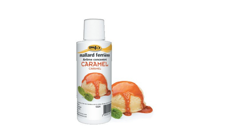 Concentrated food aroma Caramel 125ml