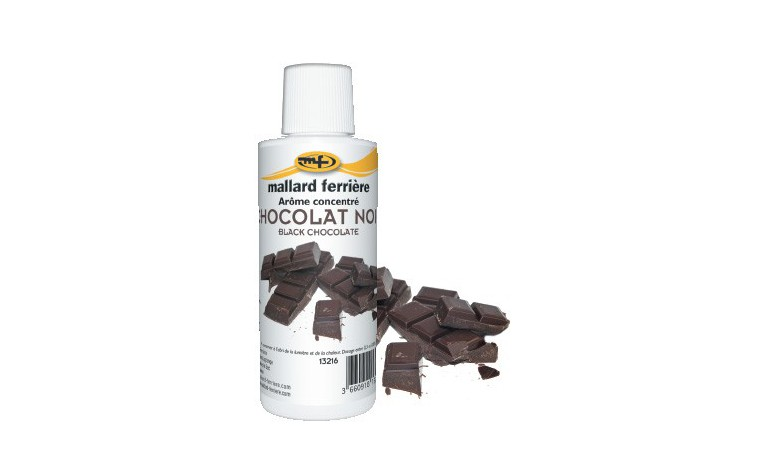 Concentrated food aroma Dark chocolate 125ml
