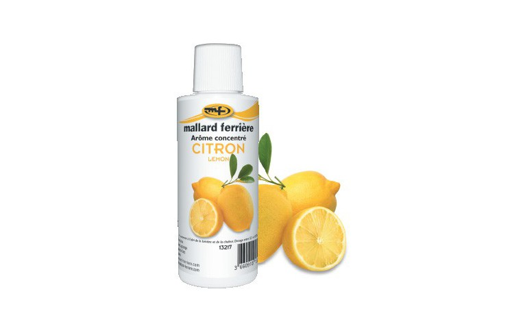 Concentrated food aroma Lemon 125ml