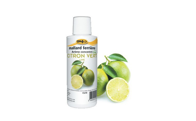 Concentrated food aroma Green lemon 125ml