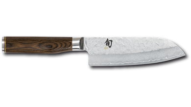Kai Tim Malzer small damask santoku knife 14 cm (TDM-1727)
