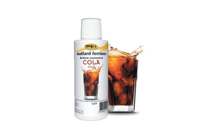 Arôme alimentaire concentré Cola 125ml