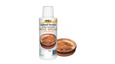Arôme alimentaire concentré Crème brûlée 125ml