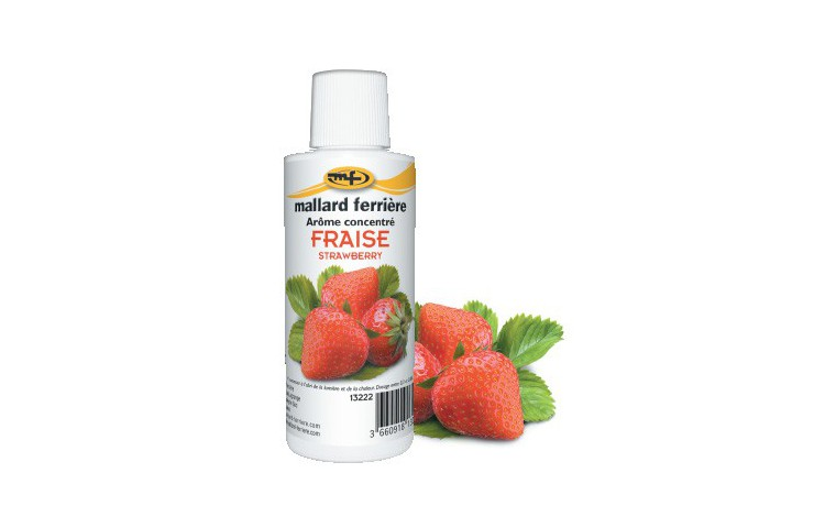 Concentrated Food Aroma Strawberry 125ml