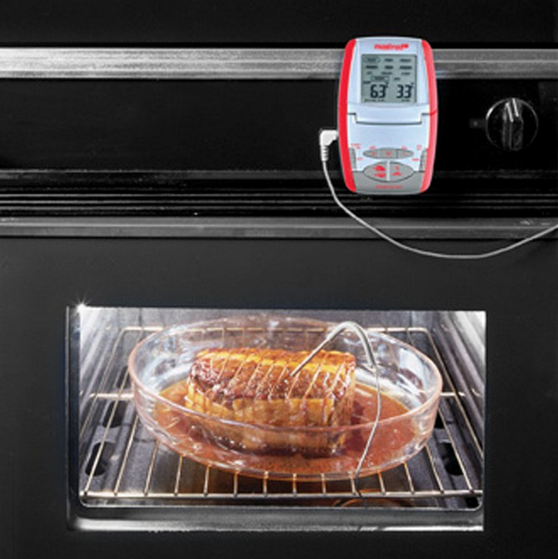 Thermom tre four mastrad avec sonde colichef - Thermometre cuisine sonde ...