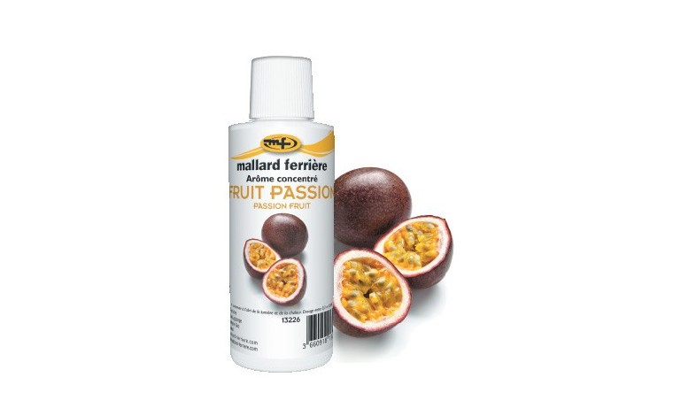 Concentrated Food Aroma Passion Fruit 125ml