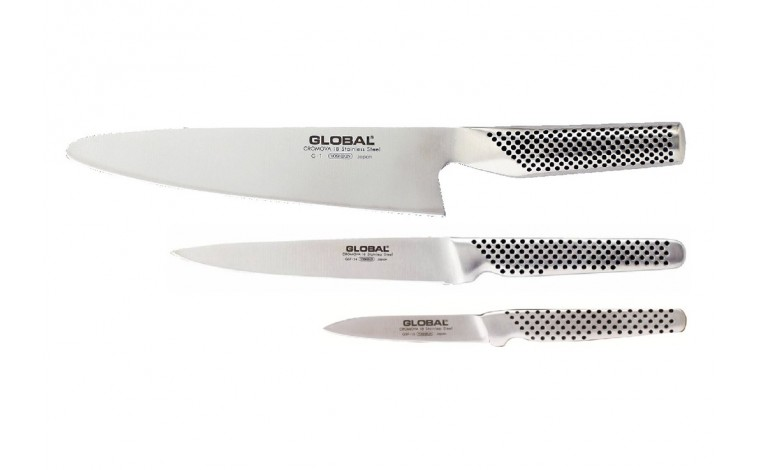 Set 3 Couteaux G21524