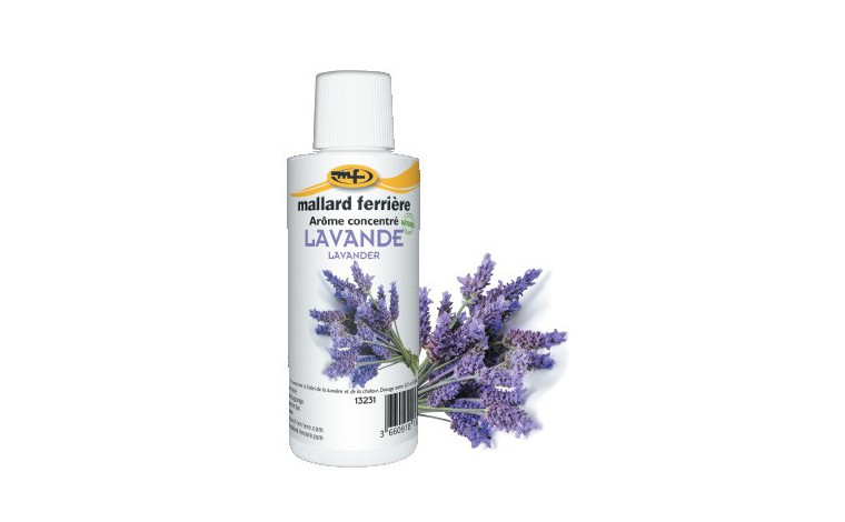 Concentrated food aroma Lavender 125ml