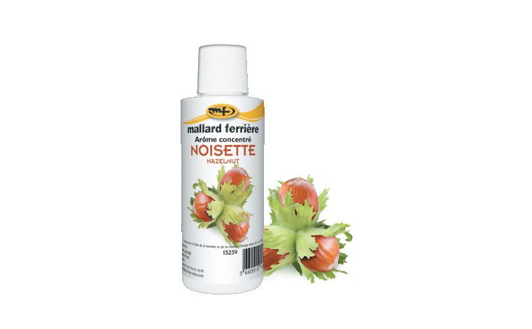 Concentrated food aroma Hazelnut 125ml