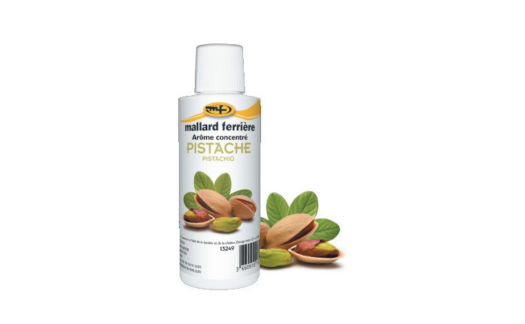 Concentrated food flavour Pistachio 125ml
