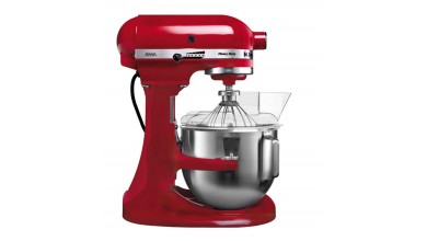 Robot Kitchenaid Heavy Duty 4,8l 5KPM5 - Rouge