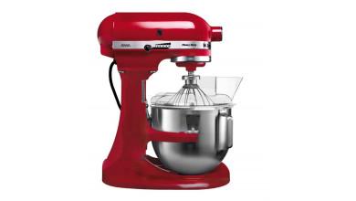 Robot Kitchenaid Heavy Duty 4,8l 5KPM5 - Rouge