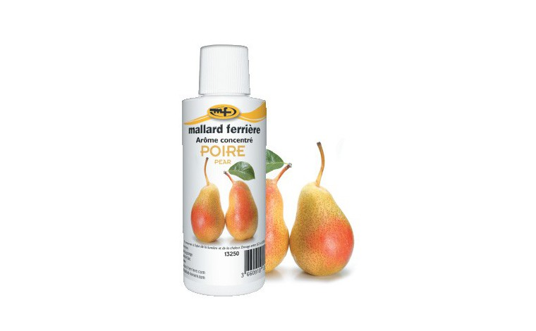 Concentrated food aroma Pear 125ml
