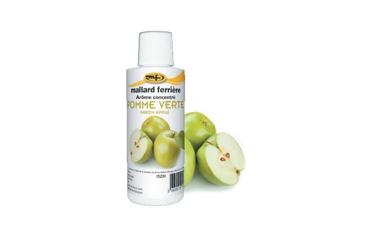 Arôme alimentaire concentré Pomme Verte 125ml
