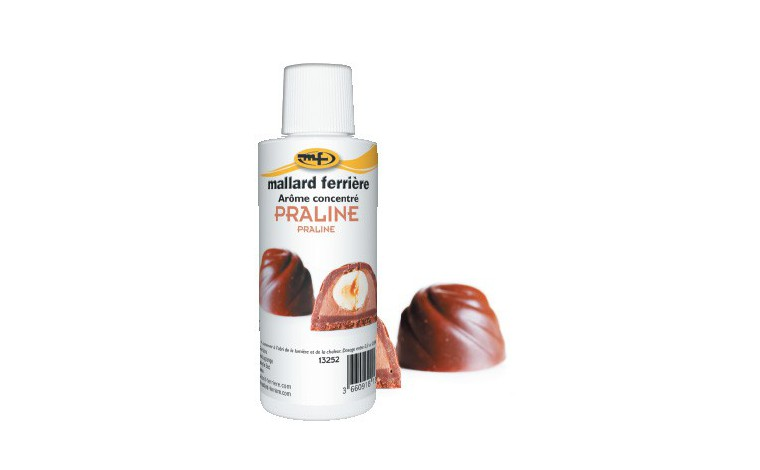 Concentrated food aroma Praliné 125ml