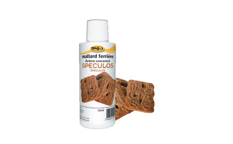 Concentrated food aroma Speculoos 125ml