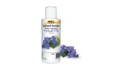 Concentrated food aroma Violet 125ml