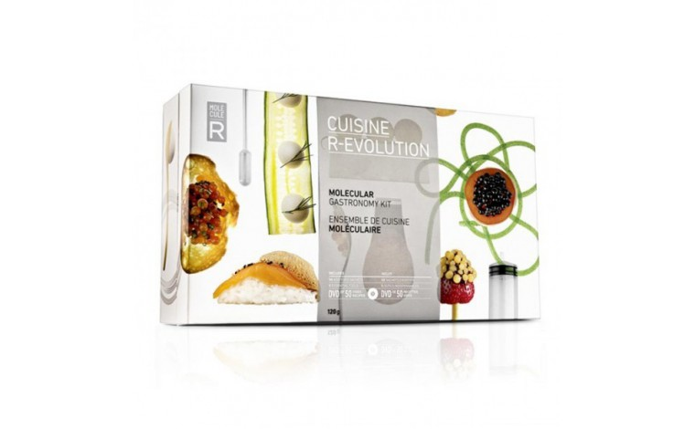 Kit cuisine mol culaire r volution colichef - Cuisine r evolution recipes ...