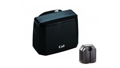 Kai Electric sharpener with polishing