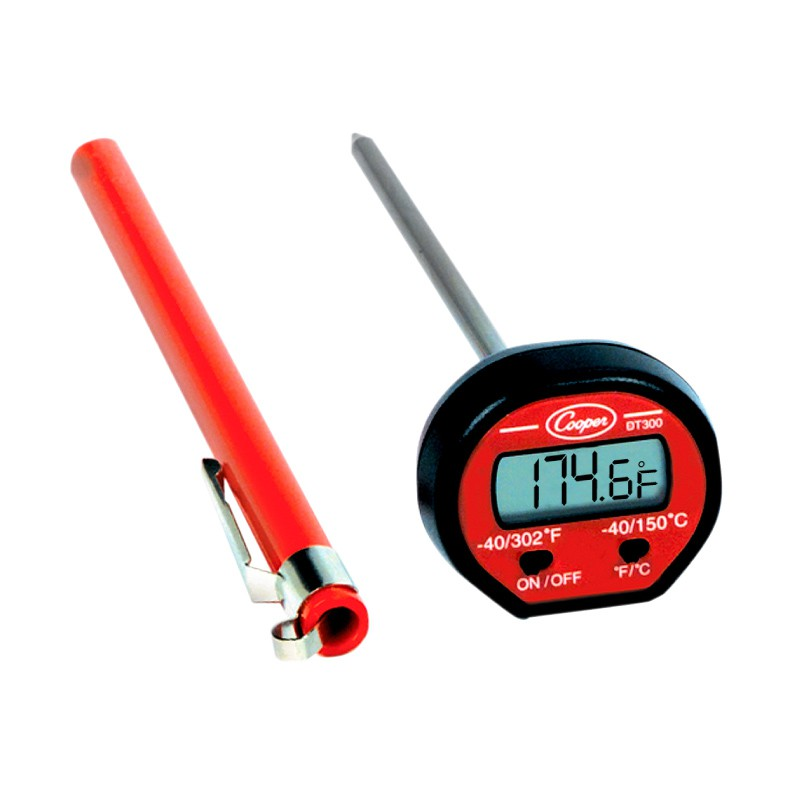Thermom tre digital stylo 40 c 150 c colichef for Thermometre digital cuisine